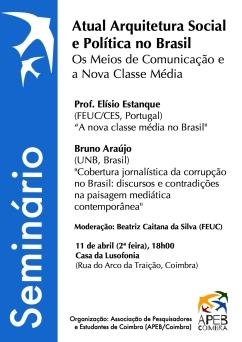 cartaz seminario