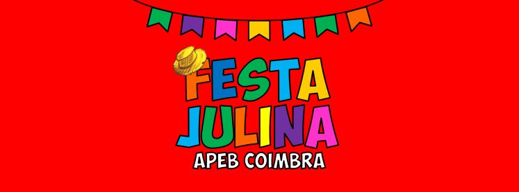 Flyer festa junina da apeb - Versão 1.2